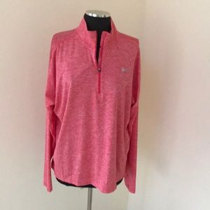 NWT! Nike Women's dry fit  running XL sweatshirt